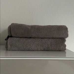 Two Tommy Hillfiger Towels